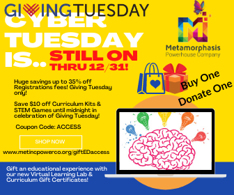 Giving Tuesday Cyber Tuesday Sale Extended