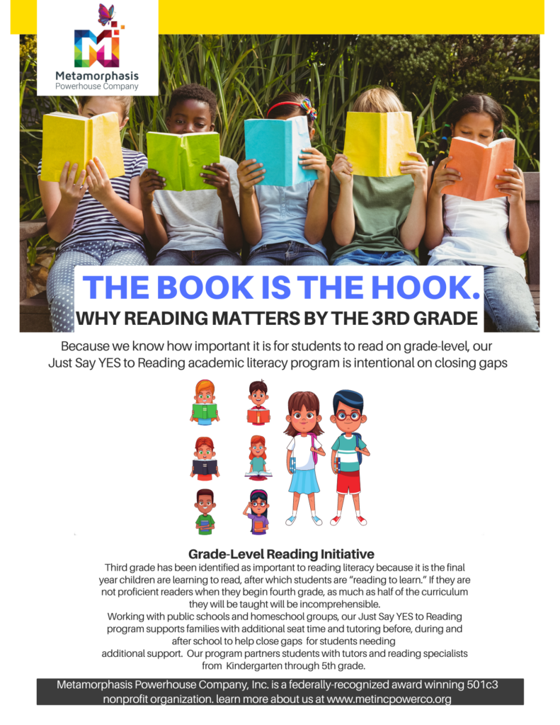 MetIncPowerCo_Just Say YES to Reading Program_Community Learning Lab Fact Sheet_COVID Response_ Pg 4